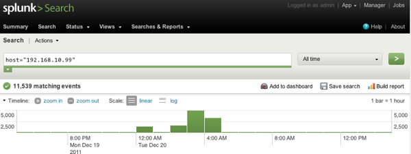 Push Synology syslogs to Splunk | nkls